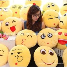 Lustige Cartoon Puppe Kissen Persönlichkeit QQ Ausdruck Schönes Kissen