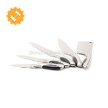 Ensemble de couteaux de cuisine en acier inoxydable super polyvalent avec ustensiles de cuisine 5pcs