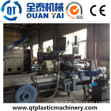 Two Stage Film Pellet Granulator for Plastics Recycling