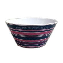 Melamin Mischen Salat Schüssel (BW246)