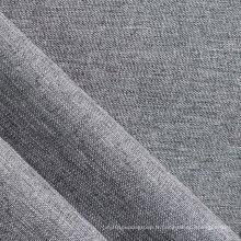 Tissu de polyester à double tonalité Cationic Fashion