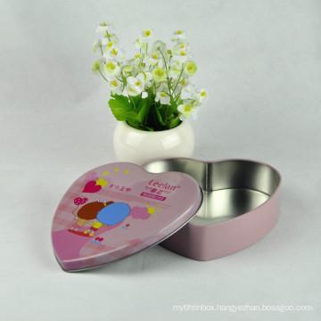 Wedding Metal Rectangular Tin Boxes Collection