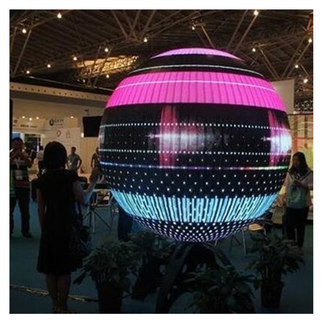 Ball Led Display for Decoration