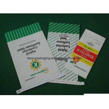 Kraft Paper Bag for Agricultural Seeds Packaging
