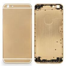 Vente en gros de téléphone mobile Gold Battery Cover pour iPhone 6 Plus