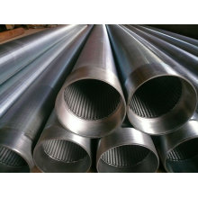 Ss304/316L Johnson Filter Wedge Wire Well Screens