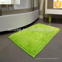 100% Polyester Latex Rückseitenwaschbarer Teppich
