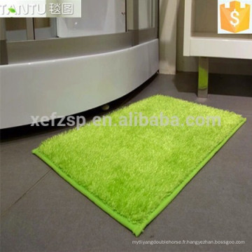 Tapis lavable en latex 100% polyester