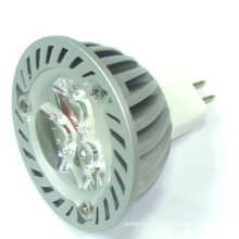 3w 12v r16 projecteur led 50 * 60mm