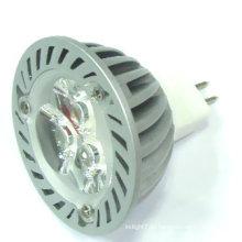 3w 12v r16 светодиодный прожектор 50 * 60мм