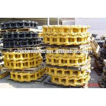 Bagger und Bulldozer Teile Ketten für Komatsu für Hitachi für Caterpillar