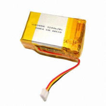 14.8V 1,200mAh Li-Polymer Battery Pack 603456, with PCB Attached, Prismatic Cells