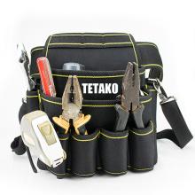 Custom Heavy Duty Electrician Work Tools Belt Pouch Husky Electrical Tool Kit Bag