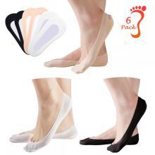 Damen Unsichtbare Socken ballerina Fü?linge sneaker socken