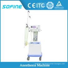 NLF-200C Zahnärztliche Anästhesie Maschine mit Ventilator