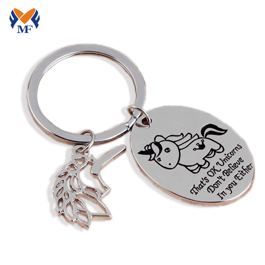Keyring With Name
