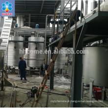 150 tpd Usbequistão projeto bruto máquina de refino de óleo de girassol para venda