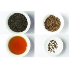 Thé de petit-déjeuner anglais, thé noir noir, thé noir