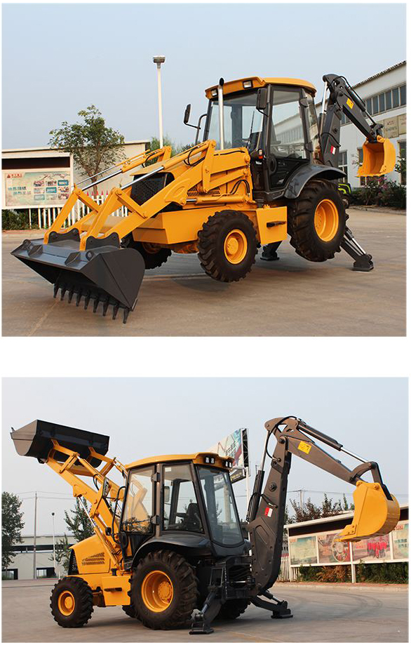Backhoe Loader Accidents