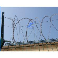 Galvanized Razor Barbed Wire (TS-L25)