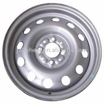 China Produção 15 polegadas de carro de prata qualidade da roda
