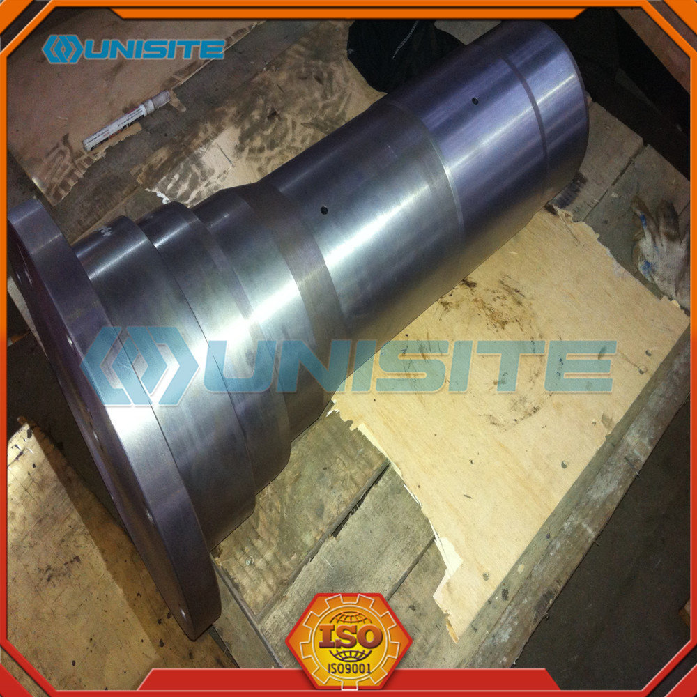 Steel Forging Machined Part