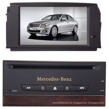 Yessun Windows CE Auto DVD Spieler für Benz C200 (TS7658)