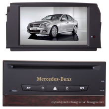 Yessun Windows CE Car DVD Player for Benz C200 (TS7658)