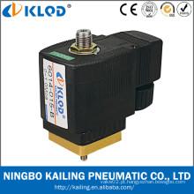Válvula solenóide do distribuidor de 3/2 vias de ação direta KL6014