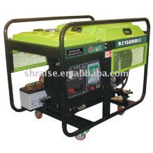 Conjunto de gerador portátil (gasolina, conjunto de geradores de gasolina portátil)