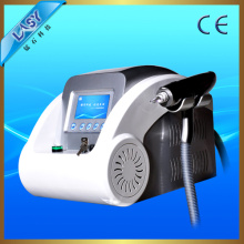 Q geschakelde Nd Yag Laser Tattoo Removal Machine