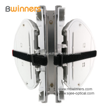 16 Ports Single Fusion Splices Fiber Dome Splice Closure