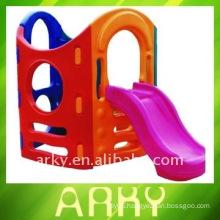 Children's Plastic Indoor Playground Set