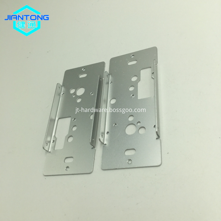 Custom Aluminum Brackets