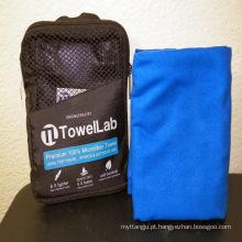 Rápido Toalha Seca Absorvente Ultra Toalha Compact Microfibra Esportes Yoga Ioga Secagem Rápida, secagem Rápida Viagem Toalha