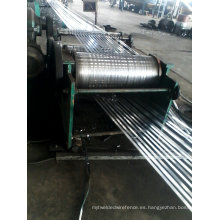 Q195 Tiras de acero Q235 Tiras de unión de hierro Tiras de embalaje de acero