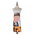 Tecido de imagens de avental de chef