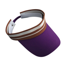 School dancing sun visor cap blank basketball cap