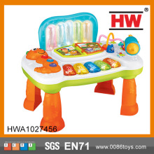 New Intelligence B/O Kids Plastic Study Table