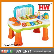 New Intelligence B/O Kids Plastic Study Table
