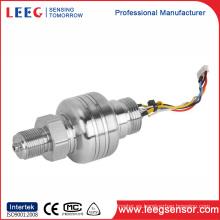 Transductor de presión industrial de la precisión alta 4 20mA