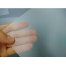Limpar Matt Plastic PVC Sheet para caixa de impressão