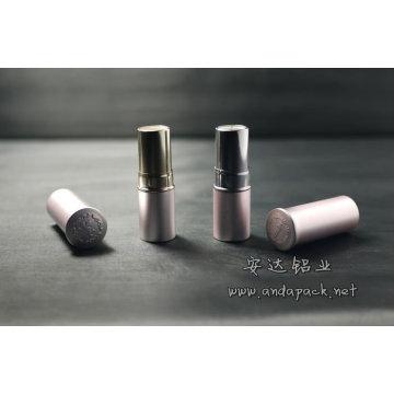 Envases de cosmética tubo de lápiz labial