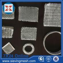 Malla de papel de aluminio expandido
