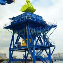 Filtro de mangas eficiente Tolva de puerto ecológico