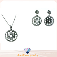 High Quality Sterling Silver Girl′s Costume Jewelry Set (S3282)