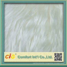 High Quality Colorful Fake Fur Fabric