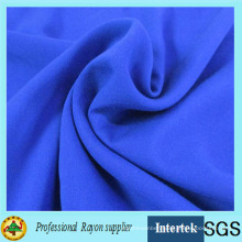 Stretch Rayon Fabric for Spandex Shirt