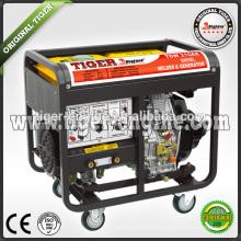 TDW210AE Soudage et générateur diesel