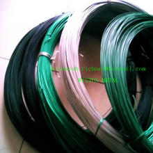 China Factory Lowest Price PVC Coated Iron Wire Binding Wire